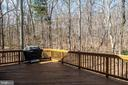 12X24 foot well maintained deck - 28 FIREBERRY BLVD, STAFFORD