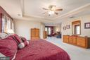 Master suite 19X17 - 28 FIREBERRY BLVD, STAFFORD
