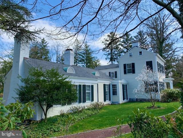 Single Family Homes 为 销售 在 普林斯顿, 新泽西州 08540 美国