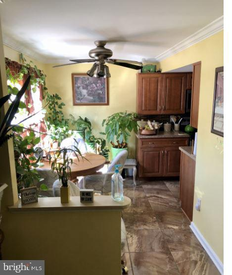 Eat-in Kitchen - 18124 METZ DR, GERMANTOWN