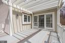 Wraparound Deck - 1423 MAYHURST BLVD, MCLEAN
