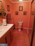 Custom Full Bath in Basement - 21 SLATE DR, FREDERICKSBURG