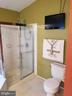 Separate Shower in Master Bath - 21 SLATE DR, FREDERICKSBURG