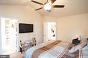 Master  bedroom - 36009 WILDERNESS SHORES WAY, LOCUST GROVE