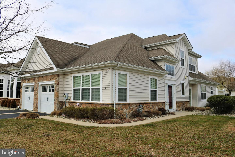 Single Family Homes pour l Vente à Absecon, New Jersey 08201 États-Unis