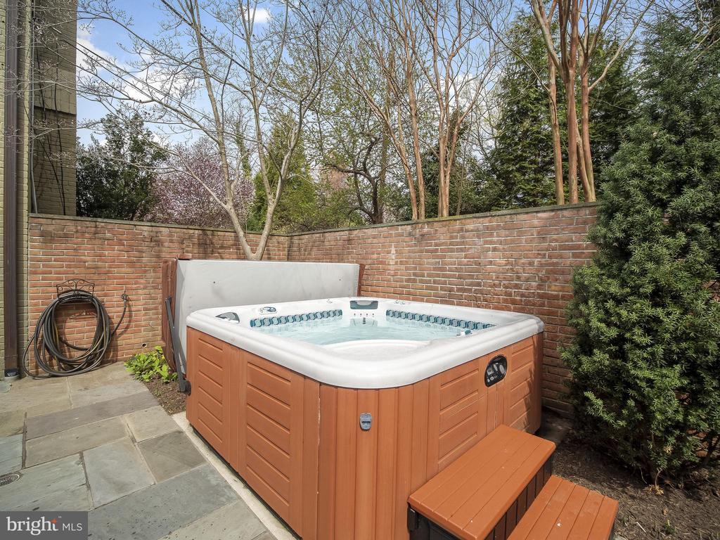 Hot tub - 915 MCCENEY AVE, SILVER SPRING