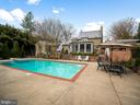 In-ground pool with retractable cover - 915 MCCENEY AVE, SILVER SPRING