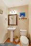 Powder Room - 3551 ESKEW CT, WOODBRIDGE
