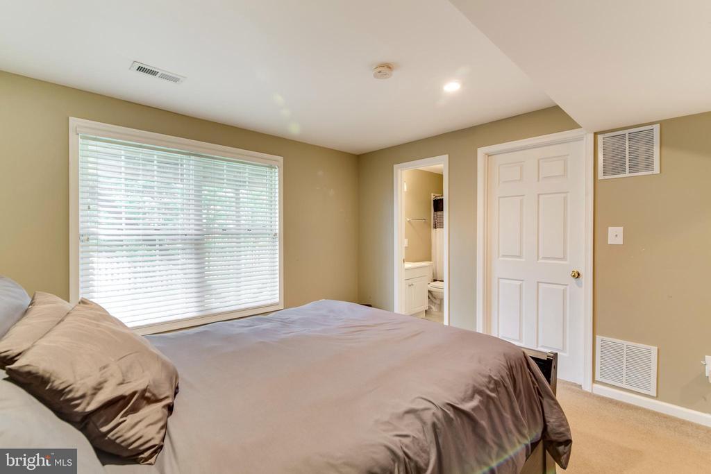 5th Bedroom in Basement - 3551 ESKEW CT, WOODBRIDGE