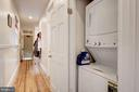 Apt 2 - Washer Dryer (in hallway of each unit) - 1330 IRVING ST NW, WASHINGTON