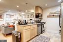 Apt B - Kitchen - 1330 IRVING ST NW, WASHINGTON