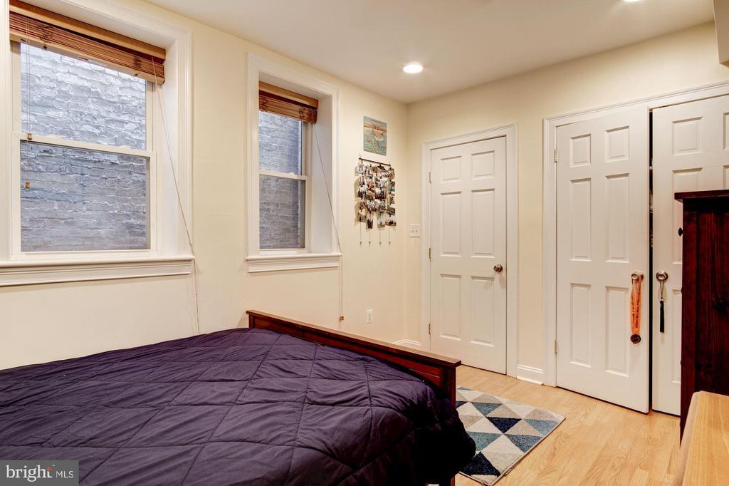 Apt B - Bedroom 1 - 1330 IRVING ST NW, WASHINGTON