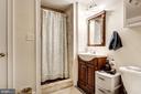 Apt B - Bathroom 1 - 1330 IRVING ST NW, WASHINGTON