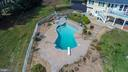 35,000 Gallon Pebble Finished Salt Water Pool - 37 LOUIE LN, STAFFORD