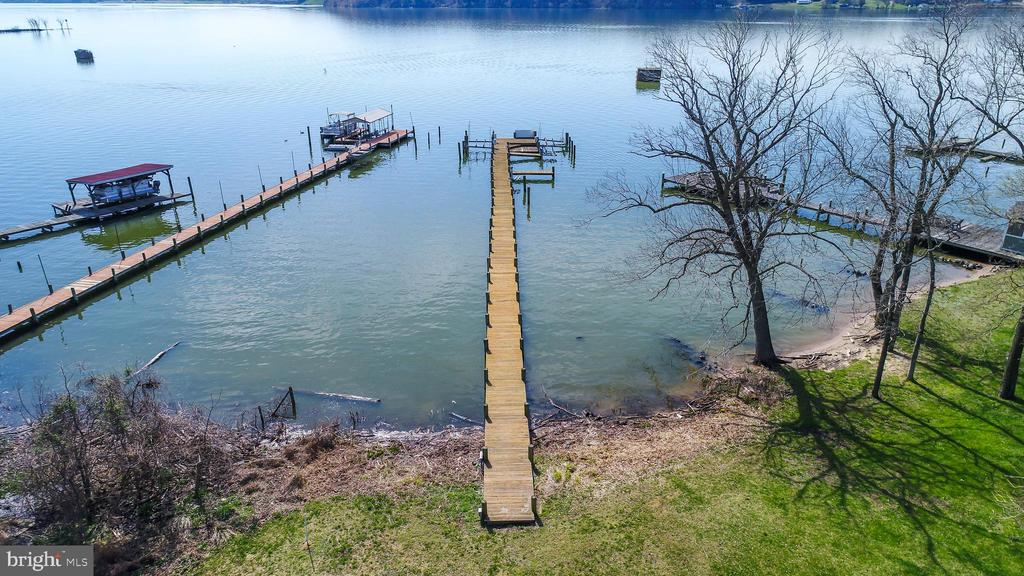 220~ Dock with Water & Electricity - 37 LOUIE LN, STAFFORD