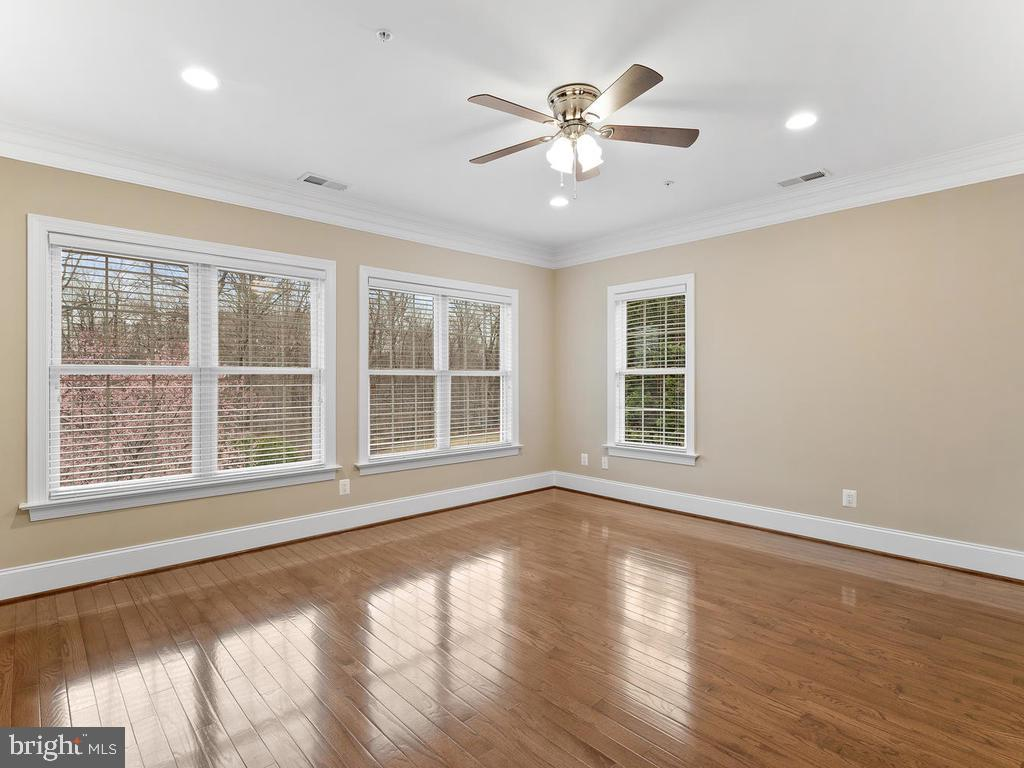 5TH BEDROOM - 10801 WINDCLOUD CT, OAKTON