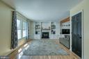 Natural light in Living Room - 435 OAKRIDGE DR, STAFFORD
