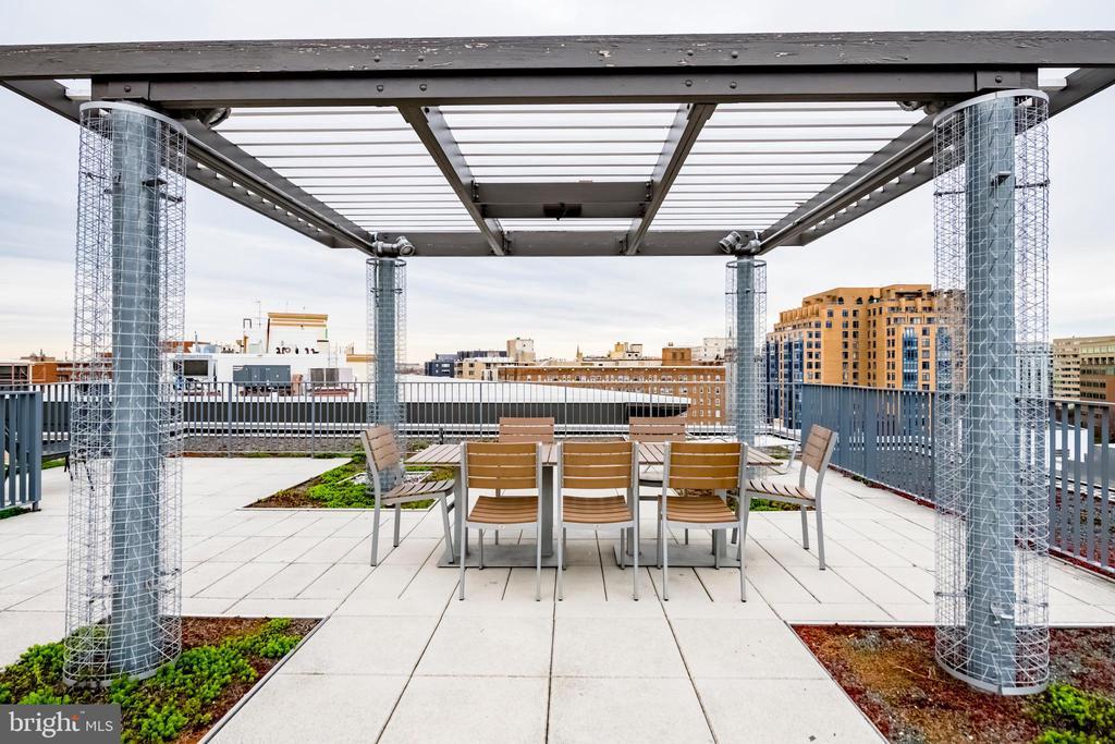 General Scott rooftop - 1 SCOTT CIR NW #9, WASHINGTON