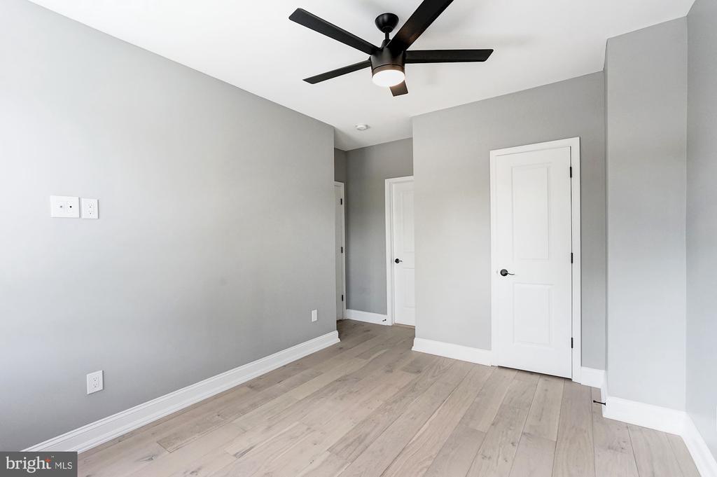 Second Bedroom - 207 VARNUM ST NW, WASHINGTON