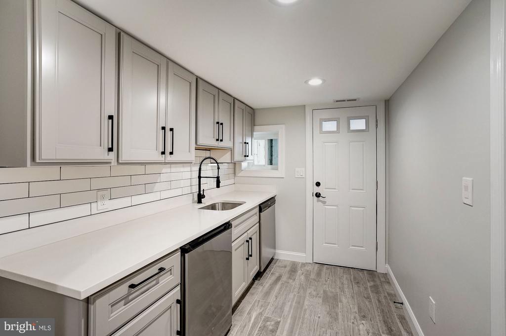 Wonderful Kitchenette - 207 VARNUM ST NW, WASHINGTON