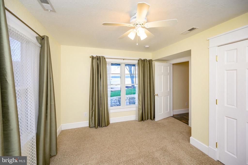Lower level bedroom #3 - 123 MT VERNON CT, LOCUST GROVE