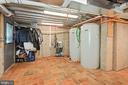 Water tanks for sprinkler system - 320 N PATRICK ST, ALEXANDRIA