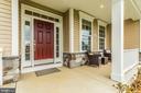 Optional Front Porch - 307 NICHOLAS HALL ST, NEW MARKET