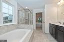 Optional Deluxe Master Bathroom - 505 ISAAC RUSSELL, NEW MARKET