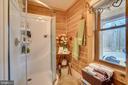 Master Bathroom Shower - 9512 TODDS TAVERN DR, SPOTSYLVANIA
