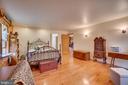Hardwood Flooring In All Bedrooms - 9512 TODDS TAVERN DR, SPOTSYLVANIA