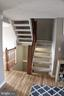 Stairs to upstairs and downstairs - 44084 FERNCLIFF TER, ASHBURN