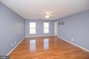 Master Bedroom upper level - 10111 BROOKRUN CT, SPOTSYLVANIA