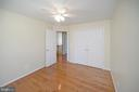 Bedroom 3 upper level - 10111 BROOKRUN CT, SPOTSYLVANIA