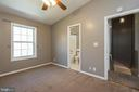 ...with vaulted ceiling - 7504 COVE POINT WAY, ELKRIDGE