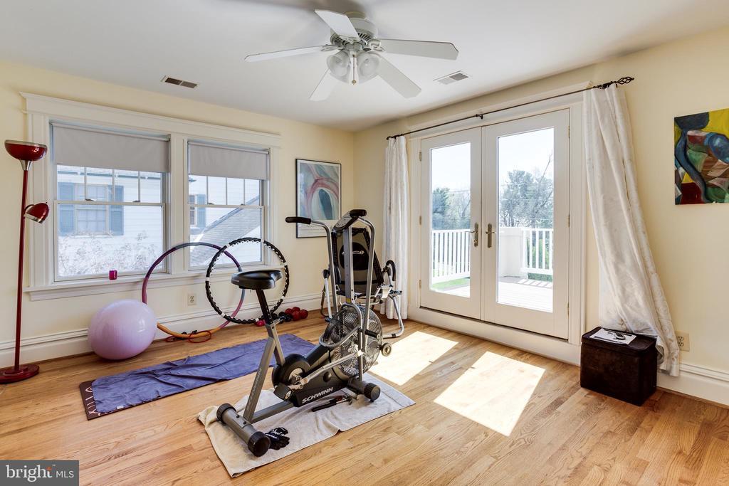 Bedroom 4 - 4311 BRADLEY LN, CHEVY CHASE