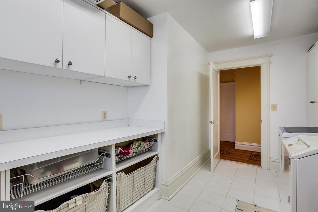 Laundry Room - 4311 BRADLEY LN, CHEVY CHASE