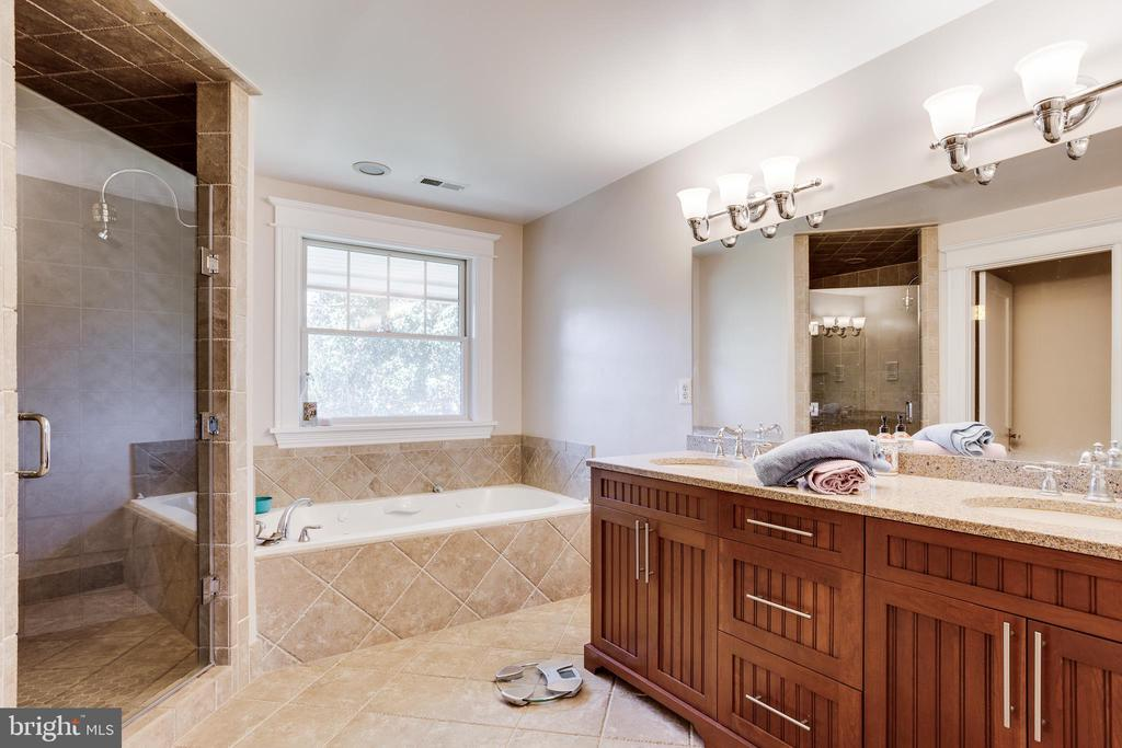 Master Bathroom - 4311 BRADLEY LN, CHEVY CHASE