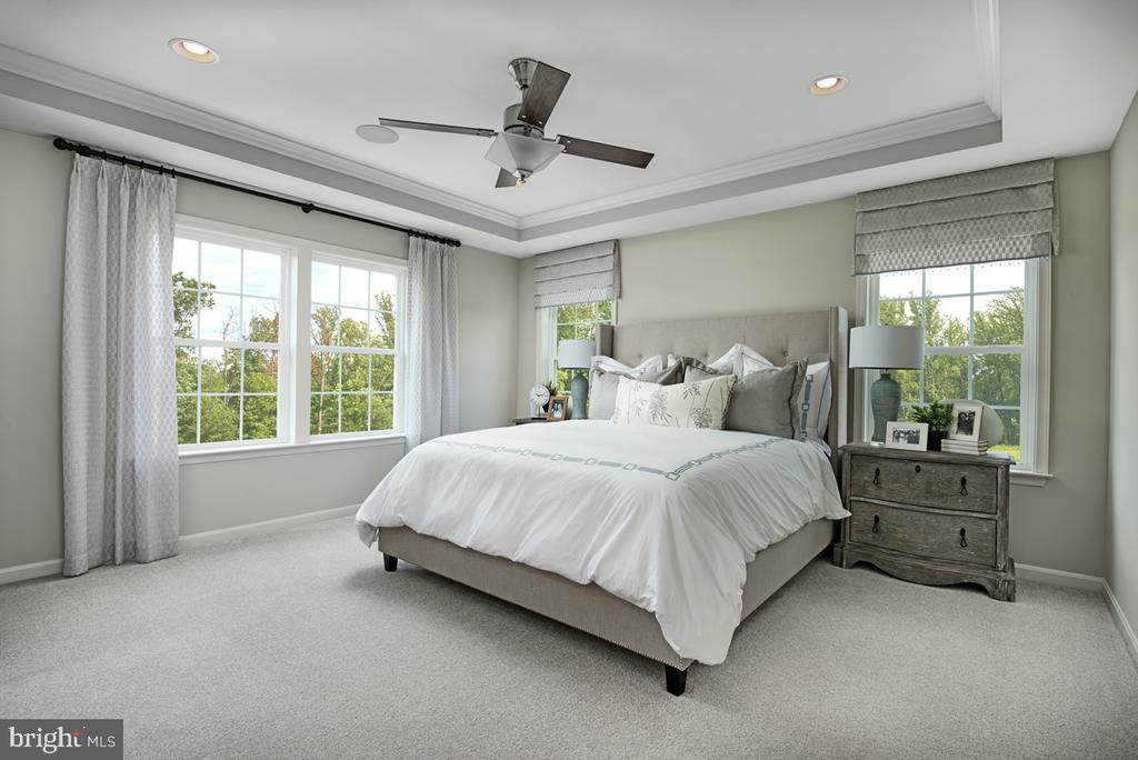 Master Bedroom - EMBREY MILL ROAD- HEMINGWAY, STAFFORD