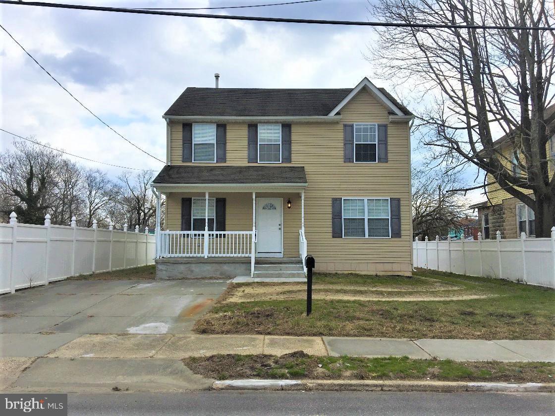 Single Family Homes için Satış at 1114 MCKINLEY Avenue Pleasantville, New Jersey 08232 Amerika Birleşik Devletleri