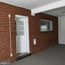 Enclosed Porch/Patio Room leading to the Carport - 6100 ELMENDORF DR, SUITLAND
