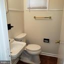 1st Floor Bathroom. - 6100 ELMENDORF DR, SUITLAND