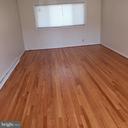Gleaming Hardwood Main entrance.  Fam or Liv Rm - 6100 ELMENDORF DR, SUITLAND