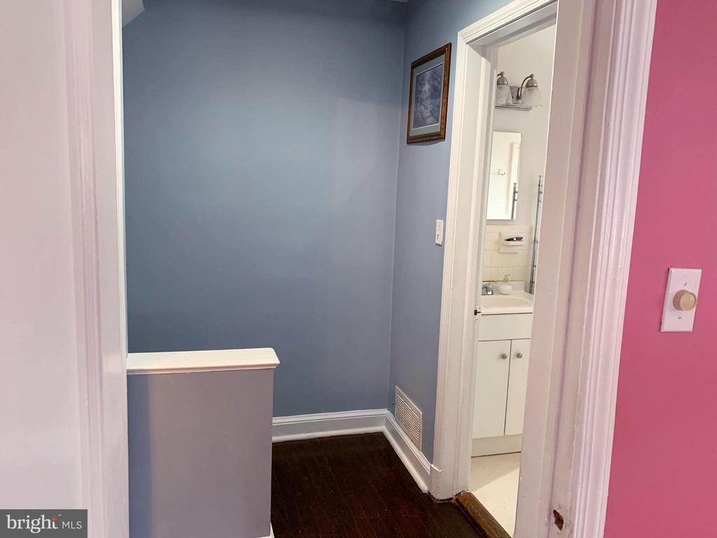 Hallway - 5009 37TH AVE, HYATTSVILLE