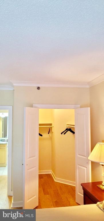 Walk-in closet - 777 7TH ST NW #518, WASHINGTON