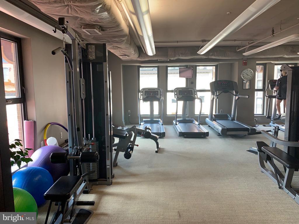 Gym - 777 7TH ST NW #518, WASHINGTON