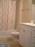 Full Bath off of Master Bedroom - 501 HUNGERFORD DR #157, ROCKVILLE
