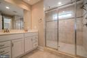 Luxury master bath. - 344 SADDLE RD, NEW MARKET