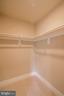 Walk-in closet. - 344 SADDLE RD, NEW MARKET