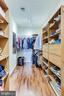 Master Walk-In Closet - 19350 WRENBURY LN, LEESBURG