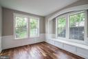 Office or main level guest bedroom - 344 SADDLE RD, NEW MARKET